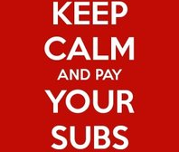 Senior Players - Membership Subscriptions Now Due