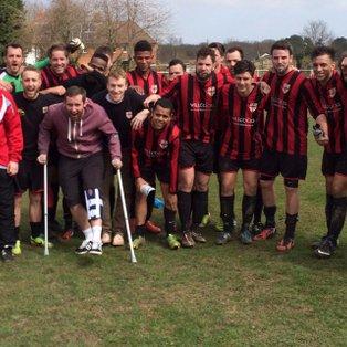 Farleigh Rovers 2 AFC Croydon Athletic 1