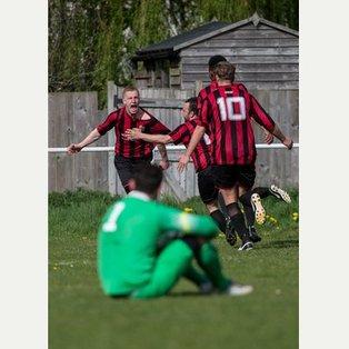 Farleigh Rovers 1-0 Staines Lammas