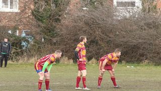 Middlesbrough Wasps 26 v 5 Billingham Lions - 17th Mar 2018