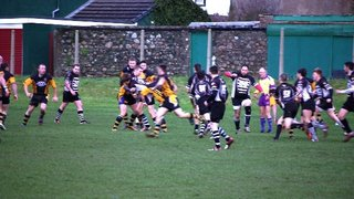 Egremont2nd v Workington  18/1/2014