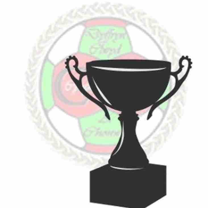 Cup draws