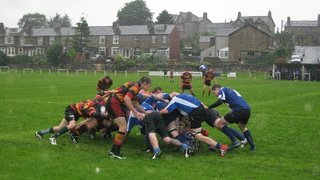 North Ribblesdale v Kirby Lonsdale (friendly) 15.8.13