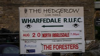 Wharfedale(foresters) 19  North Ribblesdale 19 20.8.13