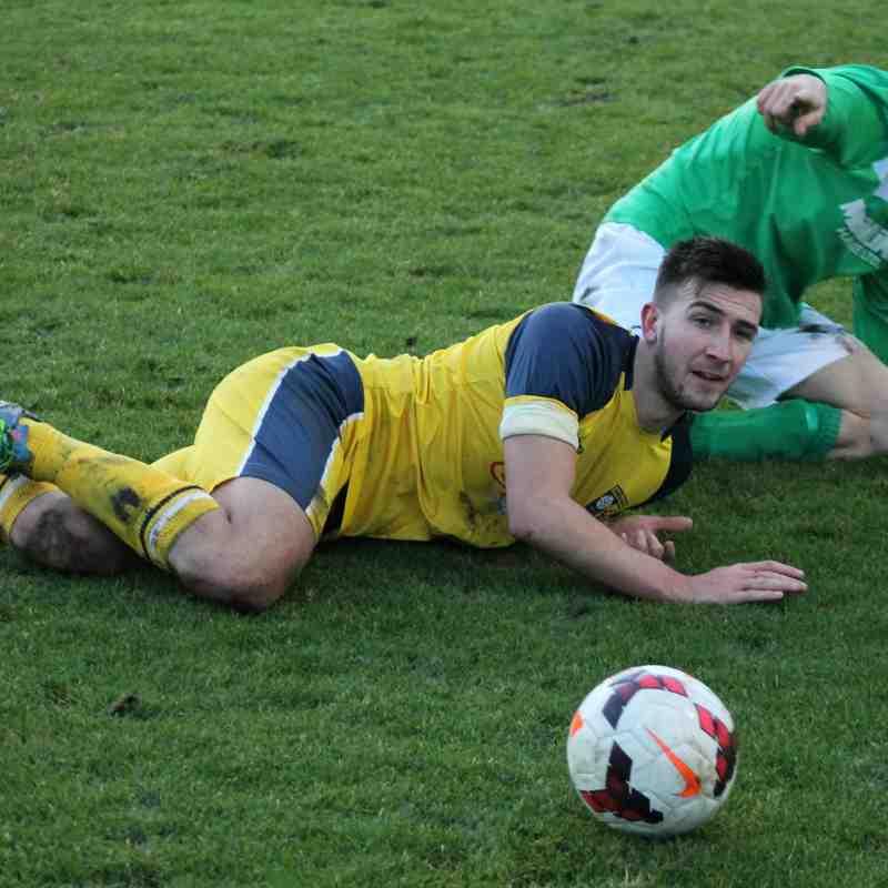 Brocton , FA Vase 4th Round 2014/15
