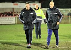 Audio - Jon Underwood interview after the Kettering match.
