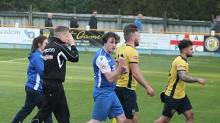 Pontefract Coll v Tadcaster Albion