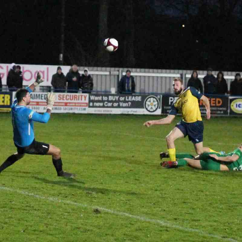Taddy v Brighouse Town 2019 20
