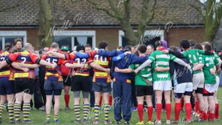 Past Players v Enfield Ignations Vets - 27th February 2016
