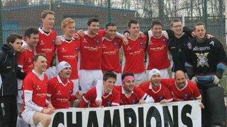 Bury HC Men's - 2013-14