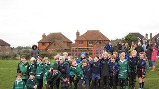 U7 Training With Brighton - 09/12/12