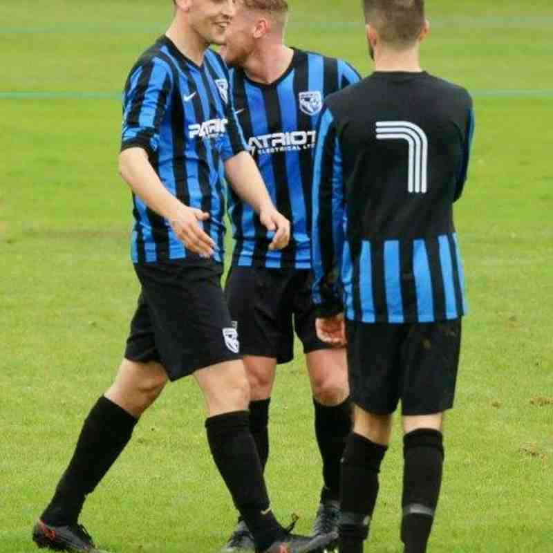 SELSTON FC 4 ARNOLD TOWN 1