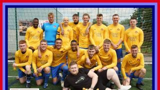 ANTHONY MILLWARD XI 6 EAST BRIDGFORD RGS 5 CHARITY EVENT 21/7/19