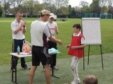 Love Cricket Easter Holiday Junior Cricket Week