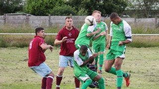 Kinsley Boys FC 0-2 AFC Emley