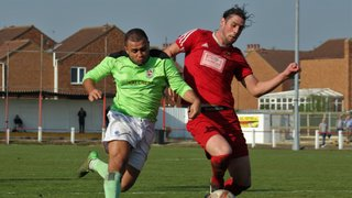 Selby Town 0-0 AFC Emley