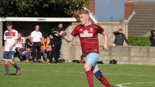 AFC Emley 1-2 Grimsby Borough