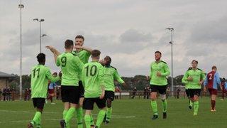 Sandbach United 0-2 AFC Emley
