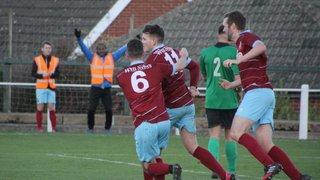 AFC Emley 5-2 Brigg Town