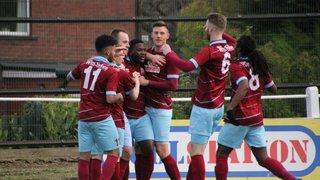 AFC Emley 2-1 FC Bolsover