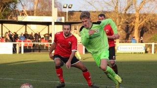 Knaresborough 2-0 AFC Emley