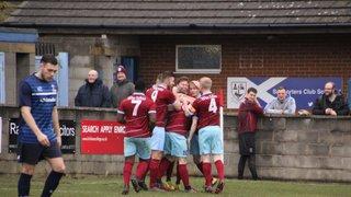 AFC Emley 3-0 Shirebrook Town