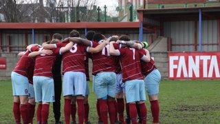 AFC Emley 2-2 Rossington Main