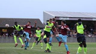 AFC Emley 3-2 Huddersfield Town U17