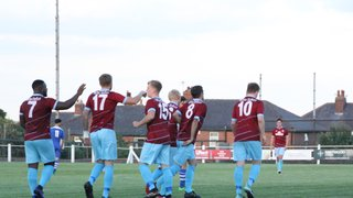 AFC Emley 4-2 Pontefract Collieries