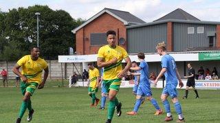 Armthorpe 1-2 AFC Emley