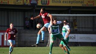 AFC Emley 0-2 Glasshoughton Welfere