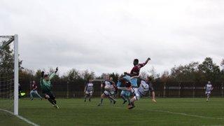 AFC Emley 2-2 Grimsby Borough