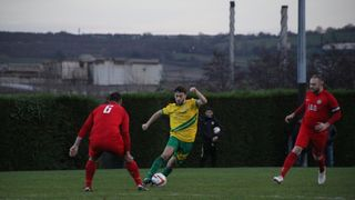 Park gate 4-2 AFC Emley