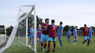Emley AFC 2-1 Hemsworth MW