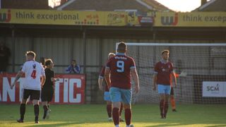 Emley FC 1-0 Chadderton