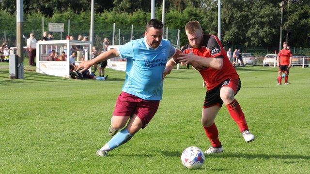 Garstang 0-2 Emley AFC