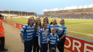 Warly Wilcats welcome England Women at Twickenham Stoop