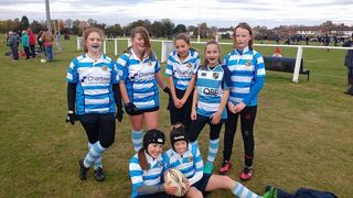 Warly U13s record their first win