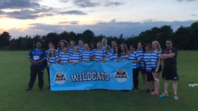 Women Wildcats 1st XV