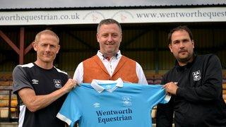 Wentworth Equestrian backing Emley