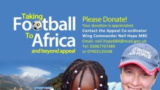 Kits donated
