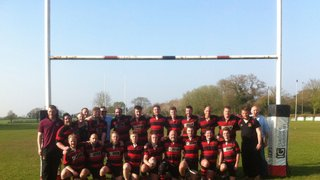 Wymondham Into Norfolk Junior Cup Final With Win Over Norwich Medics.