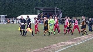 Morpeth Town 2 Bowers & Pitsea 1 - FAVSF(2) (19/03/2016)