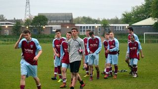 WRCL Cup Final (Irish 4-1 Emley)