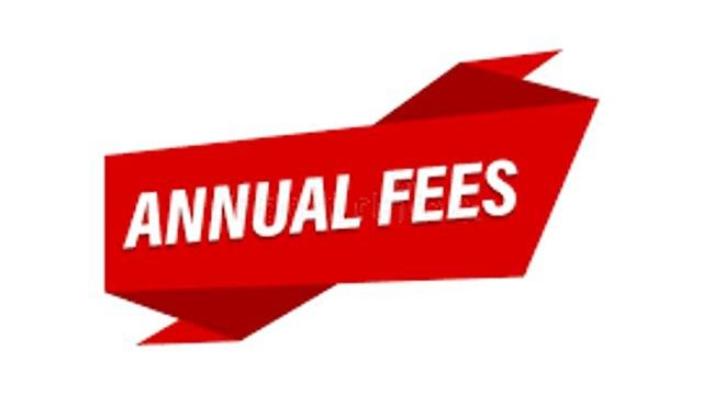 ** HHC - Annual Membership Fees (Seniors) - 2021/2022 **