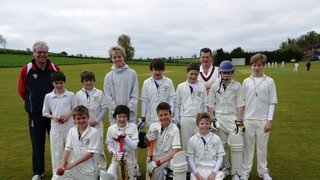EASTON U13A BOWL TO VICTORY AGAINST ST CROSS B