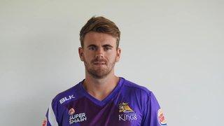 K&D sign new NZ overseas Blake Coburn
