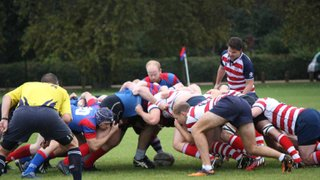 2nds v Rosslyn Park Merit Table Cup 04.10.2014