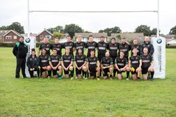 Newmarket 1st XV at home to Crusaders