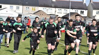 Newmarket 1st XV at home to Hadleigh